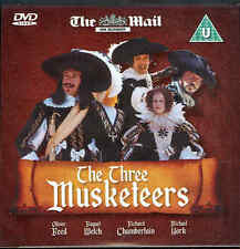 THE THREE MUSKETEERS - Richard Chamberlaine, Raquel Welch --- DVD