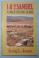 1 & 2 Samuel Study Guide by Irving L. Jensen (Paperback, 1968) New