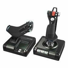 Logitech Gaming - Saitek X52 Professional Pro Flight Control System