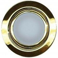 New listing Tresco Metal Pockit Halogen Spot 20 Watt-Gold
