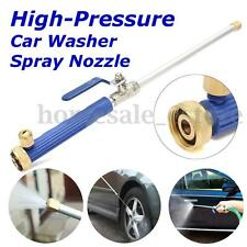 Aluminium High Pressure Power Washer Spray Nozzle Water Gun Hose Car Garden Home