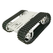 WiFi Smart Robot RC Car Tracked Tank Chassis Car Parts with 33GB -520 Motor
