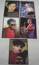 Smash Hits Collection Panini UB40 Band Trading Card Sticker 110 111 112 114 115