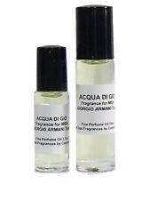 ACQUA DI GIO by GIORGIO ARMANI TYPE for MEN 3.7ml Roll On Perfume Body Oil