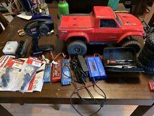 Traxxas 1:10 TRX4 Sport 4WD Crawler RTR Reefs Servo Mamba X Motor + Extras