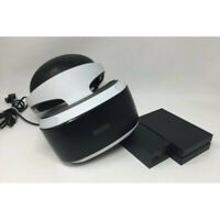 Virtual Reality VR Headset VR Processor For Sony PlayStation PS4 CUH-ZVR1 Tested