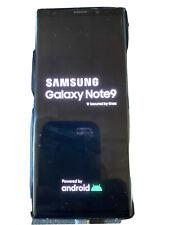 Samsung Galaxy Note9 SM-N960 - 128GB - Ocean Blue (Verizon)
