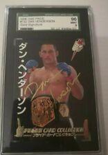 Dan Henderson MINT PRIDE Gold Autograph Trading Card  UFC MMA RIZIN Topps
