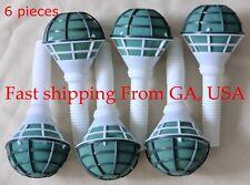 6 PCS Foam Bouquet Holders/Bridal Floral Foam/Vase Centerpieces Foam -USA Seller