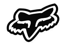 Fox Racing Vinyl Decal Stickers; Cars, ATVs, Motorcycles, Boats MX Racing