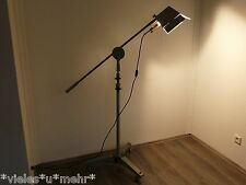 Jupiterlicht Berlin, Vintage german Studio light on huge stand, Movie spotlight