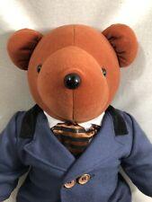 Vintage 1979 North American Bear Company Suit Tie