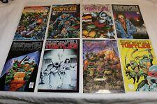 Eastman and Lairds Teenage Mutant Ninja Turtles #7, 8, 10, 11, 16, 17, 18, 26