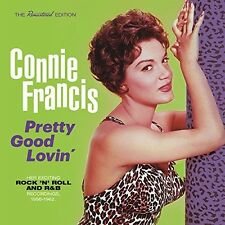 Connie Francis - Plenty Good Lovin: Her Exciting Rock N Roll & R&B [New CD] With
