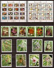 Les fleurs ,the flowers  Les roses,orchidée,sylvestres,tropicales,communes 237T3