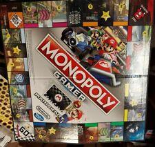 Mario Kart Monopoly Gamer - Replacement Folding Game Board