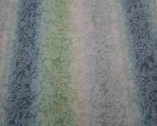 "Designers Guild Tela ~' Yuzen "" 3,4 Metros Jade mezcla lino ~ ¡ Kaori Collection"