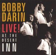 Bobby Darin - Live! At the Desert Inn [Remaster] (CD, 2005, Neon Tonic)