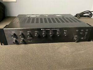 TOA Electronics M-900MK2 8 Channel Pre-Amp/Processor TESTED