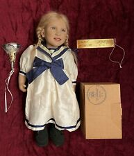 Zwergnase Alma Doll 1998 with box - MIB