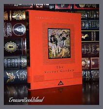 Secret Garden by F. Hodgson Burnett Illustrated New Ribbon Deluxe Hardcover