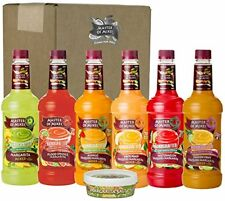Master of Mixes Margarita / Daiquiri Drink Variety Flavors and Salt