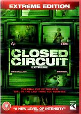 Closed Circuit DVD Region 2 Horror *New and Sealed*