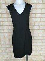 H&M size 8 Black Dress LBD