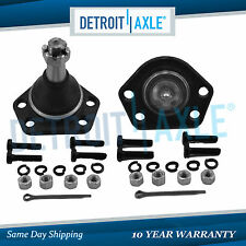 Brand New Set of (2) Front Upper Ball Joints for Chevy and GMC - 4x4 / 4WD ONLY