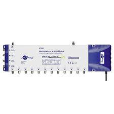 GOOBAY SAT MULTI SWITCH 5/12 Sat Multi Interruttore ms-512pq Ripartitore satellitare