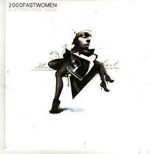 (CB332) 2000 Fastwomen, Letters Fron Vienna - 2009 DJ CD