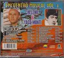 rare CD balada HELENO & YACO MONTI quedate conmigo no te vayas UN ADIOS vanidad