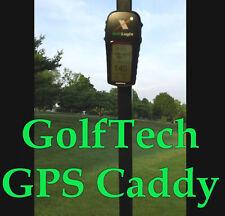 New Garmin Approach G6 Complete 3M Golf Cart & Pull Cart Mount Kit w/Belt Clip