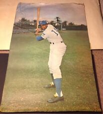 """1968 Ernie Banks Sports Illustrated SI POSTER Cubs 36"""" X 24"""""""