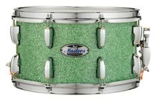 "Pearl Masters Complete MCT 13"" Dia. X 7"" Deep Snare Drum/#348/Absinthe Sparkle"