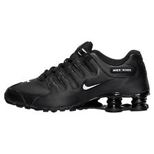 New Nike Shox NZ EU Men Size. 12 Shoes Black/White 501524 091 *B Grade*