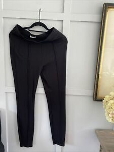 TU Black Ladies Skinny Trousers Size 14