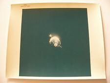 """Apollo 16 CSM Rendezvous 8x10 Red Serial # """"A Kodak Paper"""" Vintage NASA Photo"""