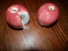 Ceramic Salt & Pepper Shakers of Apples, Never Used, Great Condition