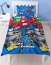 Justice League Inception REVERSIBLE  SINGLE Duvet Cover Set Batman GIFT