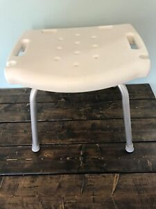 Invacare Shower Chair Stool 9690P No Back