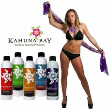 Sunless Airbrush Spray Tanning Solution Sample Pack by Kahuna Bay Tan