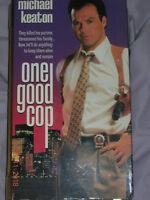 One Good Cop (VHS, 1991) Michael Keaton, Anthony LaPaglia
