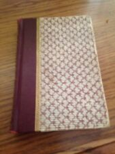 Silas Marner By Eliot Vintage early 20th Century Collectors Edition Pocket Books