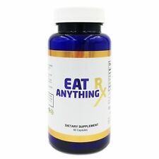 Eat Anything Rx Digestive Enzymes, Fructose Malabsorption Aid, More- Prebiotics