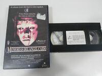 Ricordi del Angelo Caduto Fernando Fotocamera Horror VHS Tape Castellano