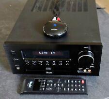 Verstärker Teufel IP 42 CR  Cd Player Receiver mit Fernbedienung u Bluetooth