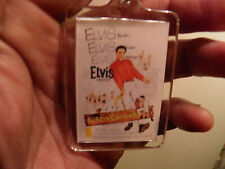 ELVIS PRESLEY      JAILHOUSE ROCK    FILM POSTER  LARGE   KEY RING