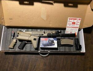Tan Classic Army FN Herstal SCAR L Bundle