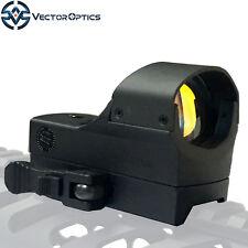 Vector Optics Wraith 1x22x33 Reflex Red Dot Sight 3 MOA QD Mount Night Vision